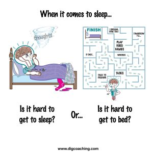 Sleep And Adhd Whats Connection >> Who Has Time To Sleep Dig Coaching Practice