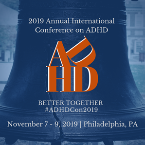 2019 Annual International Conference on ADHD