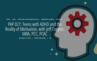 Teens with ADHD and the Reality of Motivation